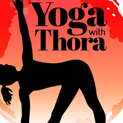 Yoga with Thora website